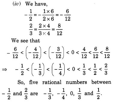 NCERT Solutions for Class 7 Maths Chapter 9 Rational Numbers 5