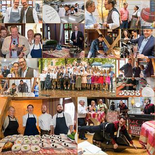Kulinarisches Erntedankfest 2018 Leute