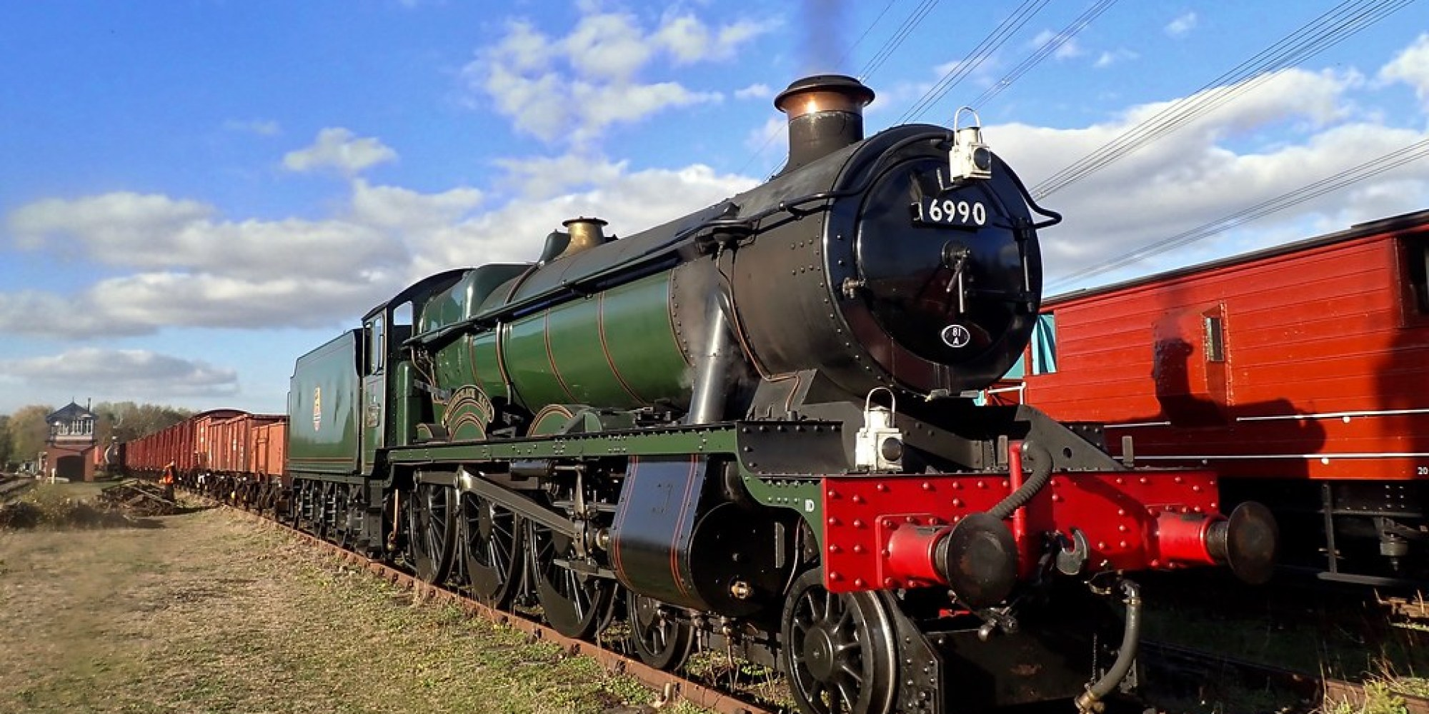 Great Central Railway Swithland Leicestershire 22nd October 2018