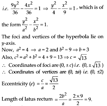 NCERT Solutions for Class 11 Maths Chapter 11 Conic Sections 37