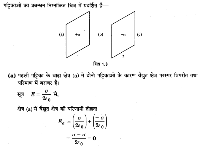 UP Board Solutions for Class 12 Physics Chapter 1 Electric Charges and Fields Q24.1