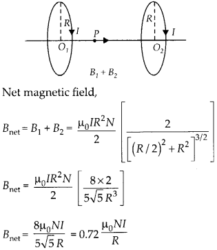 NCERT Solutions for Class 12 Physics Chapter 4 Moving Charges and Magnetism 25