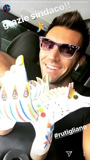 Gabry ponte instagram