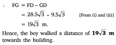 NCERT Solutions for Class 10 Maths Chapter 9 Some Applications of Trigonometry 9