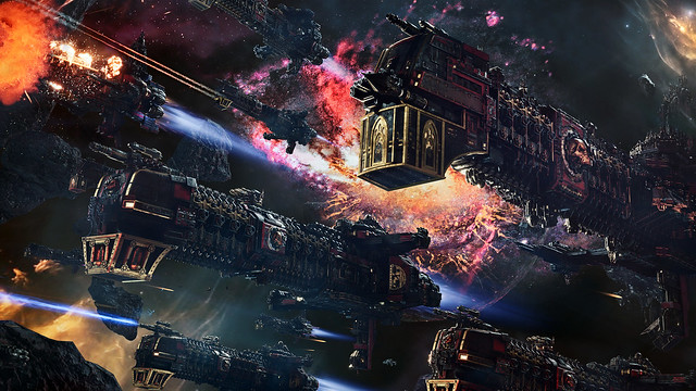 Battlefleet Gothic Armada 2 - Ready For War