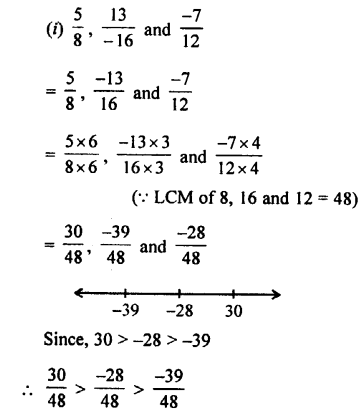 Selina Concise Mathematics class 7 ICSE Solutions - Rational Numbers-b5..