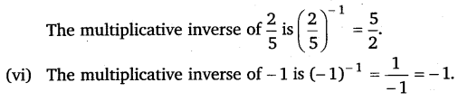 NCERT Solutions for Class 8 Maths Chapter 1 Rational Numbers 10