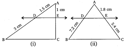 NCERT Solutions for Class 10 Maths Chapter 6 Triangles 2