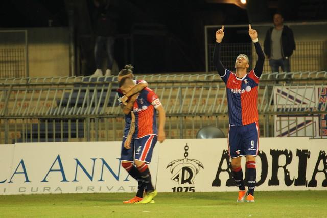 Samb-Monza 1-1