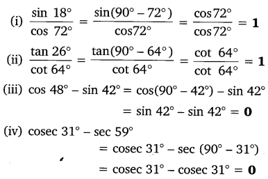 NCERT Solutions for Class 10 Maths Chapter 8 Introduction to Trigonometry 30