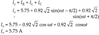 NCERT Solutions for Class 12 Physics Chapter 7 Alternating Current 39