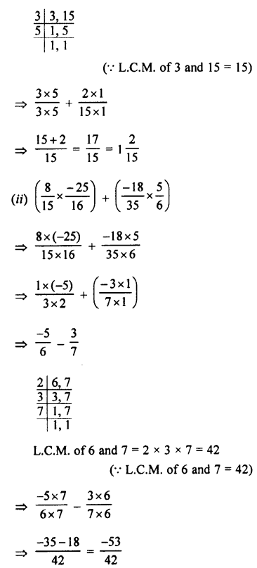 Selina Concise Mathematics class 7 ICSE Solutions - Rational Numbers-e8...