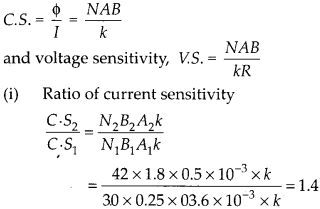 NCERT Solutions for Class 12 Physics Chapter 4 Moving Charges and Magnetism 13