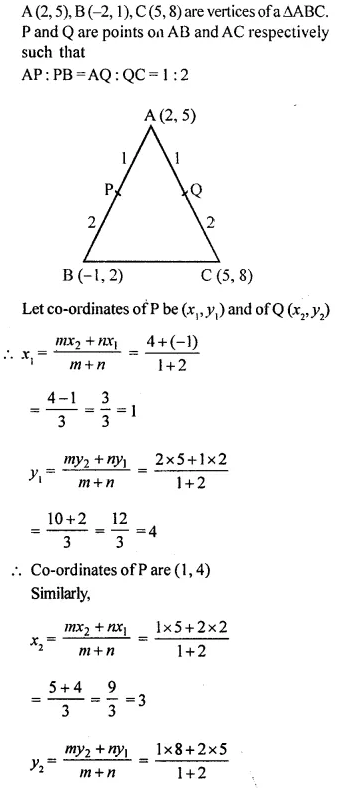 Selina Concise Mathematics Class 10 ICSE Solutions Chapterwise Revision Exercise 61