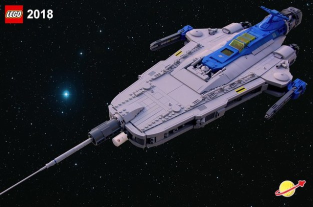 Galaxy Interdictor