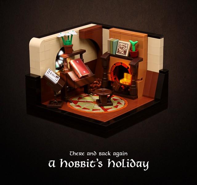 LEGO Happy Hobbit Day