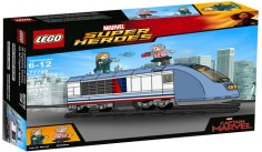 Lego Captain Marvel Set !!! Photoshop