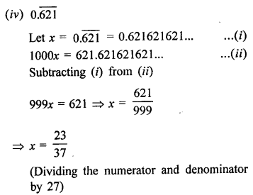 RD Sharma Class 9 Solutions Chapter 1 Number Systems - 1.3.2aa.
