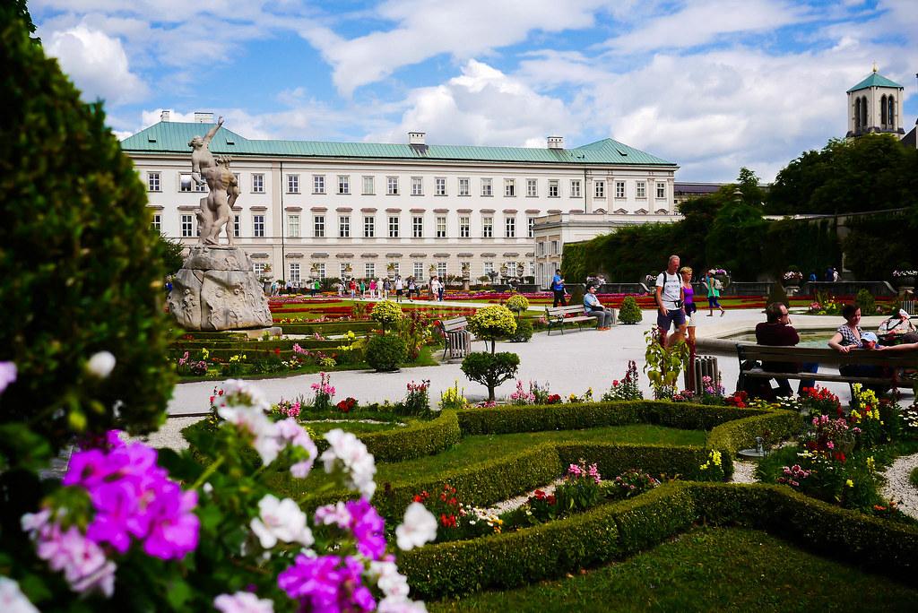 · Qué ver en Salzburgo en un día · Jardines y Palacio de Mirabell · Austria · Slazburg · Click_Trip ·
