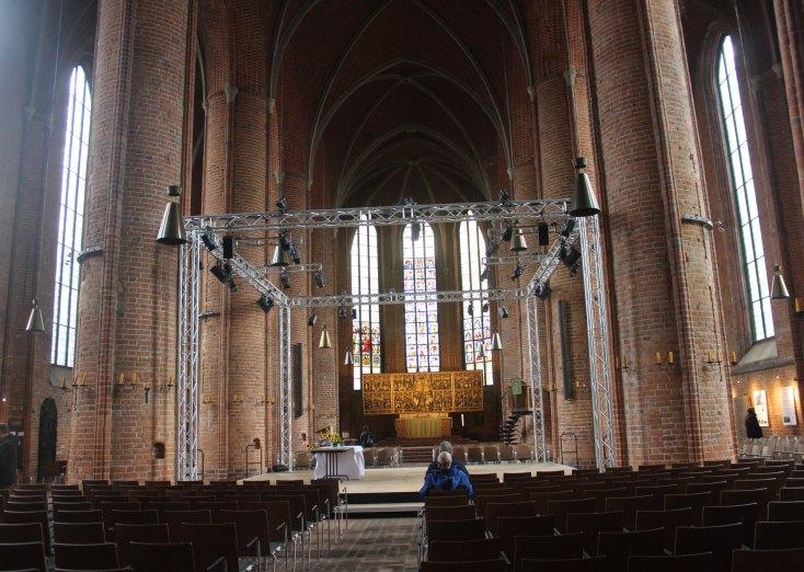The Marktkirche, Hanover, Germany