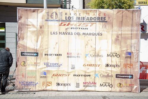 101 Los Miradores octubre 2018 PODIUMS - Las Navas del Marqués
