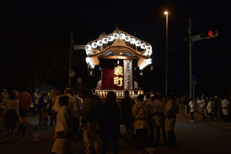 佐倉の秋祭り 53