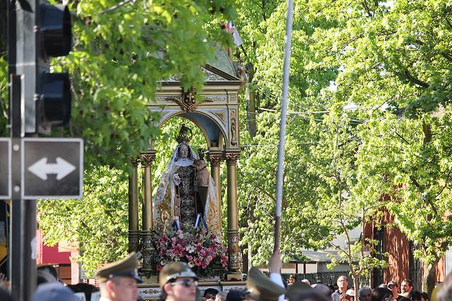 Fiesta del Carmen 2018 - Procesión