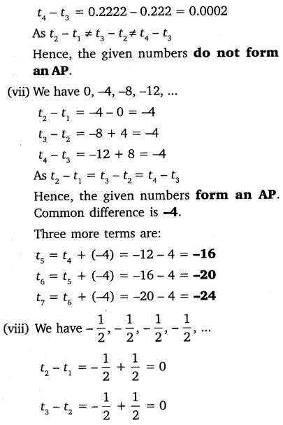 NCERT Solutions for Class 10 Maths Chapter 5 Arithmetic Progressions 11