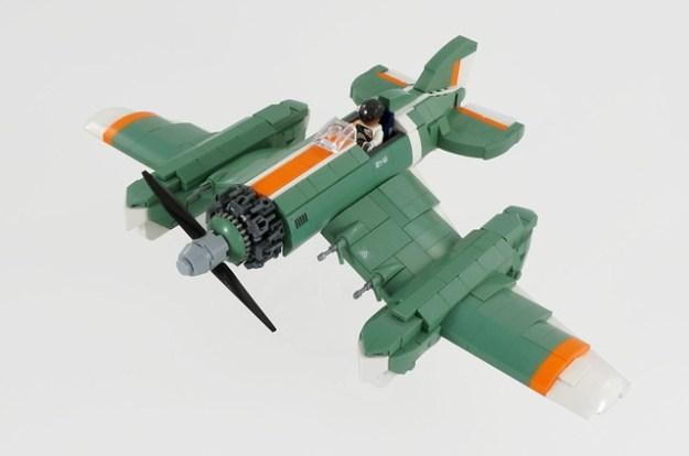F11 - Locust (first version)