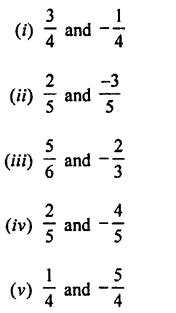 Selina Concise Mathematics class 7 ICSE Solutions - Rational Numbers-b1