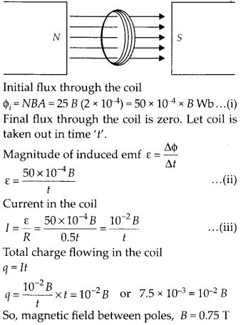 NCERT Solutions for Class 12 Physics Chapter 6 Electromagnetic Induction 30