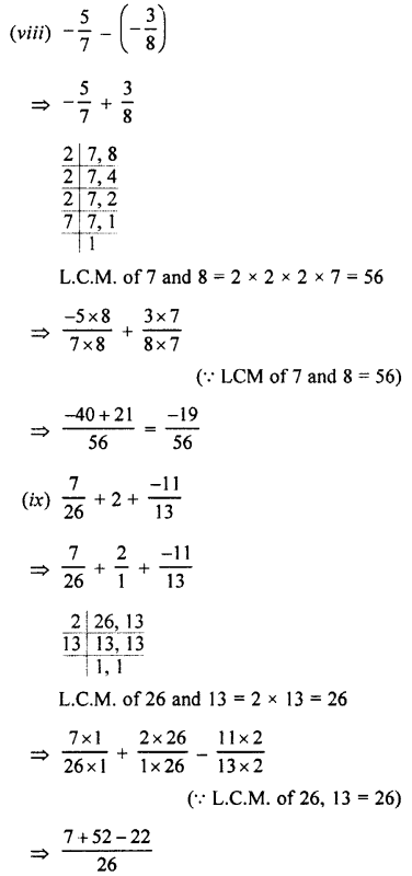 Selina Concise Mathematics class 7 ICSE Solutions - Rational Numbers-e1..............