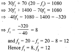 RD Sharma Class 10 Solutions Chapter 15 Statistics Ex 15.3 18b