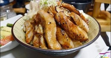 中科美食。神川丼飯專賣。高CP值爆量肉山丼用料實在完勝連鎖丼飯店 值得再回訪