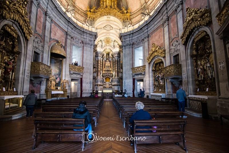 Iglesia de los Clérigos