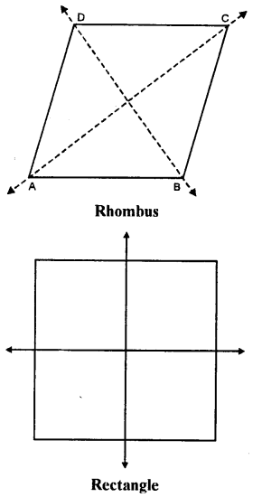 Selina Concise Mathematics class 7 ICSE Solutions - Symmetry (Including Reflection and Rotation) -a9i