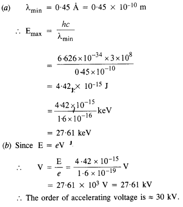 NCERT Solutions for Class 12 physics Chapter 11 Dual Nature of Radiation and Matter.37