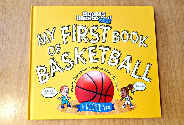 My First Book of Basketball ~ Book Review