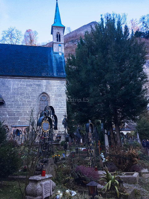 · Qué ver en Salzburgo en un día · Cementerio de la abadía de San Pedro · Austria · Salzburg · Click_Trip ·