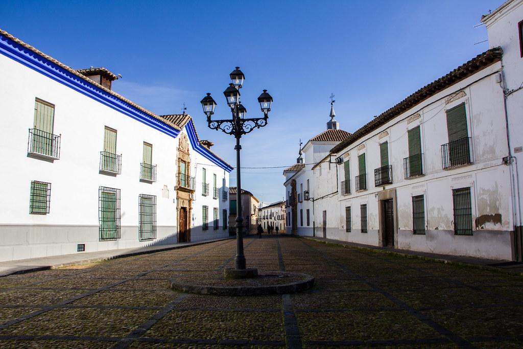 Palacio de los Marqueses de Torremejia Plaza de Santo Domingo Almagro Ciudad Real 02