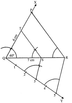 RD Sharma Class 10 Solutions Chapter 9 Constructions Ex 9.2 -14