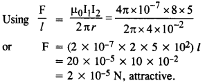 NCERT Solutions for Class 12 physics Chapter 4.38