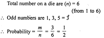 RD Sharma Class 10 Solutions Chapter 16 Probability VSAQS 6