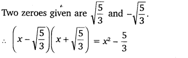 NCERT Solutions for Class 10 Maths Chapter 2 Polynomials e3 3