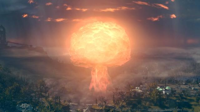 Fallout76 アトムの力