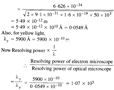 NCERT Solutions for Class 12 physics Chapter 11 Dual Nature of Radiation and Matter.57
