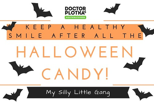 Keep A Healthy Smile After All The Halloween Candy