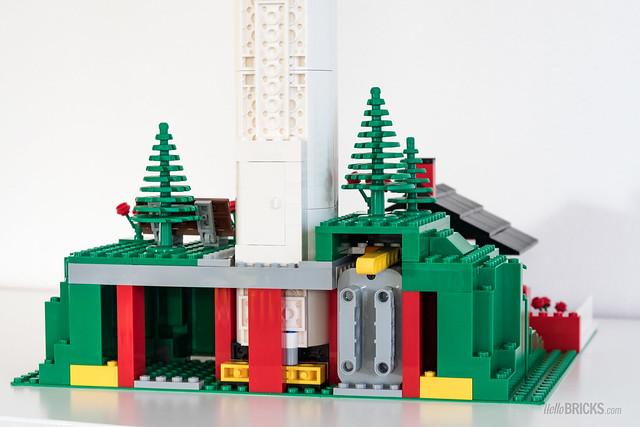 REVIEW LEGO 10268 Vestas Wind Turbine