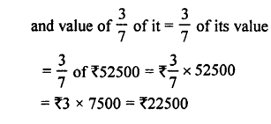 Selina Concise Maths class 7 ICSE Solutions - Fractions (Including Problems)-E19...