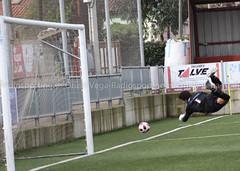 U.D. Gijón Industrial 0-1 L' Entregu